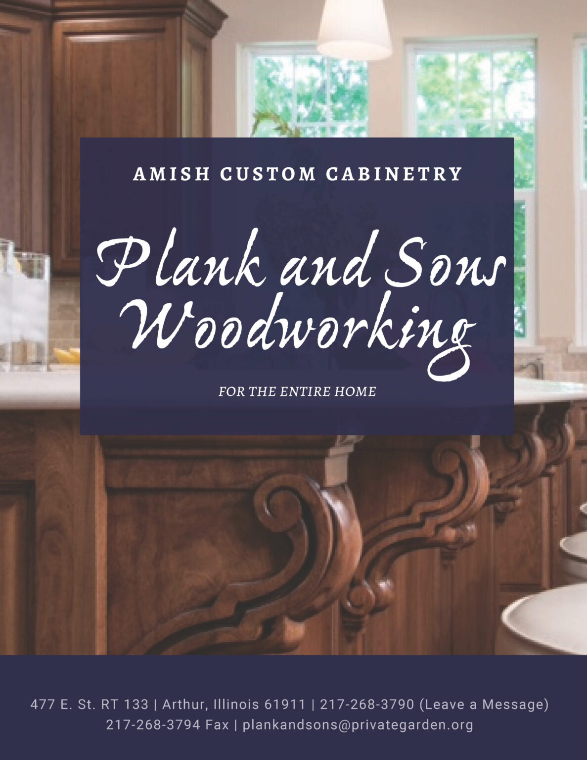 Plank And Son S Woodworking Just Plain Business